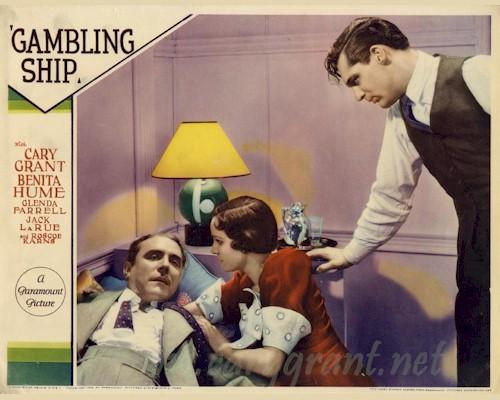 Gambling ship cary grant