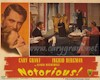 Notorious - Cary Grant